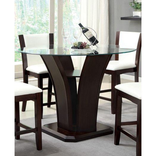 Hokku Designs Carmilla Counter Height Table
