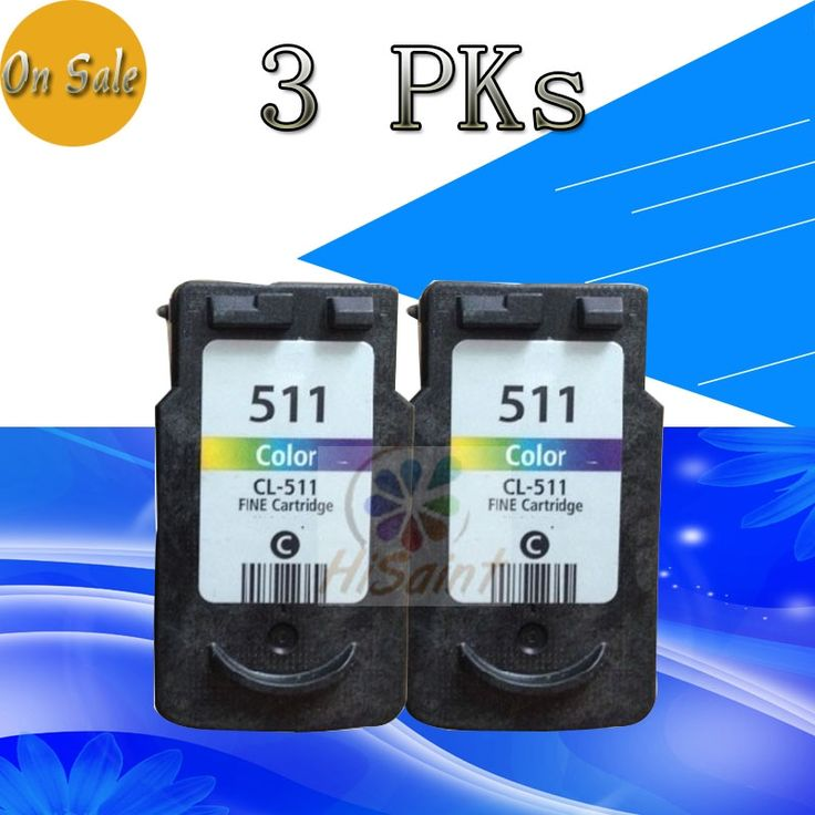 49.46$  Buy here - http://aliwt6.shopchina.info/go.php?t=32751839957 - 3pk  CL511 ink cartridge for Canon CL-511 ink cartridge for Canon iP2700 MP490 MX320 MX330 MX340 MX350 MX360 MX410 MX42 printer 49.46$ #bestbuy
