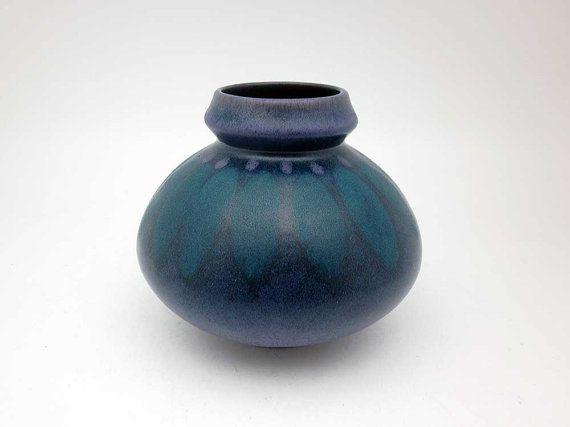 Mid Century Modern vase by KMK Kermamik Manufaktur by Eclectivist