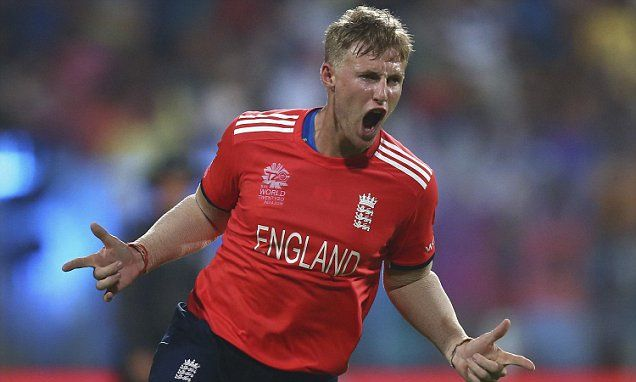 Joe Root may miss start of England's one-day series in India to attend birth of his first child | Daily Mail Online