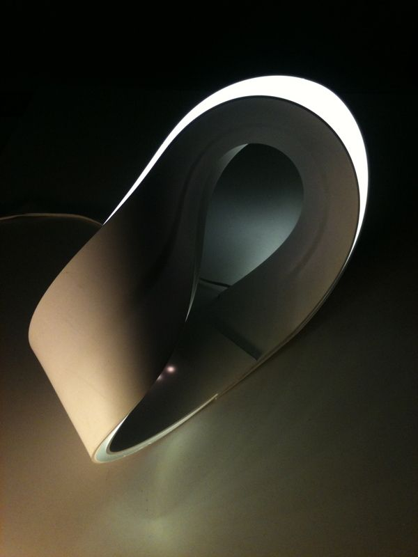 Mobius by David Dos Santos , via Behance