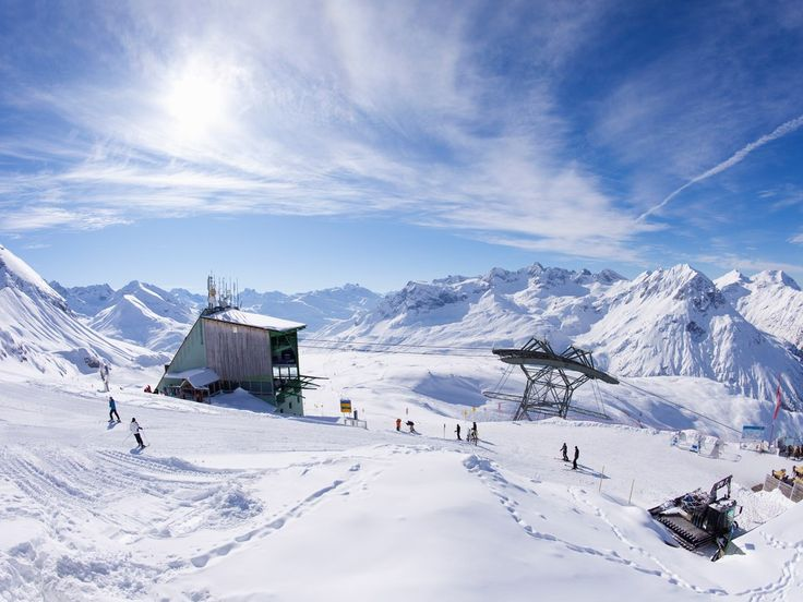 For some of the best skiing (and après-ski) in the Alps, head to the Arlberg mountain range. Here, you'll find pristine slopes and well-rounded villages that offer much more than just an occasional funicular lift. We're particular fans of St. Anton am Arlberg's modern Alpine architecture and picturesque main street promenade.