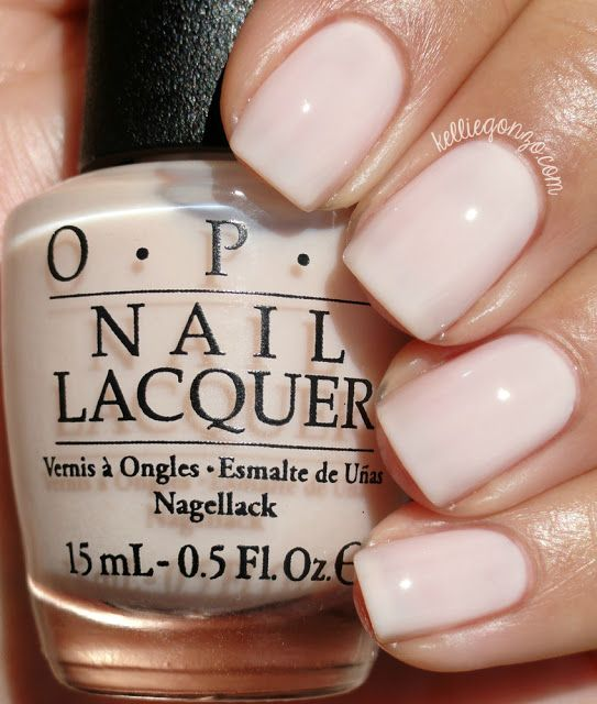 OPI — Act Your Beige! (Soft Shades Collection | Spring 2015)