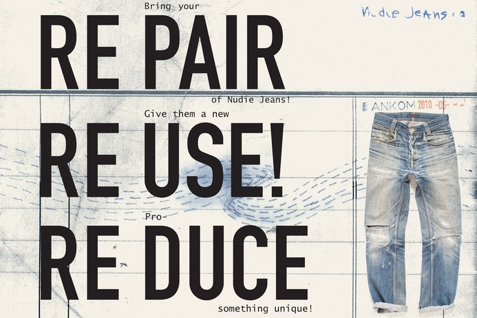 Nudie Jeans – Nudie Jeans = Good Environmental Choice