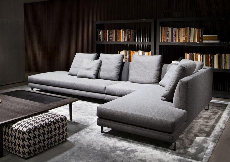 Minotti Allen Sofa Furniture Pinterest Nice Ipad