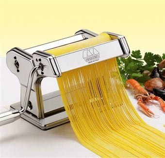 Atlas Pasta Machine  The Original Atlas Pasta maker Machine from OMC marcato Italy and the most versatile in the market. No other pasta machine offers as many optional attachments!