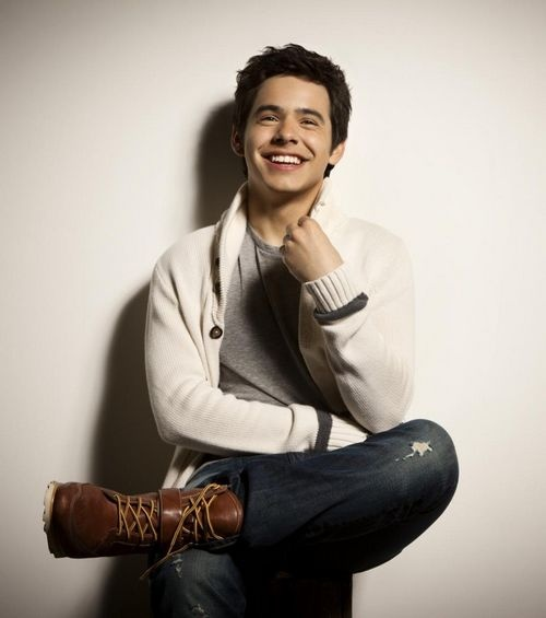 David Archuleta... My future husband!! He's completely perfect!!