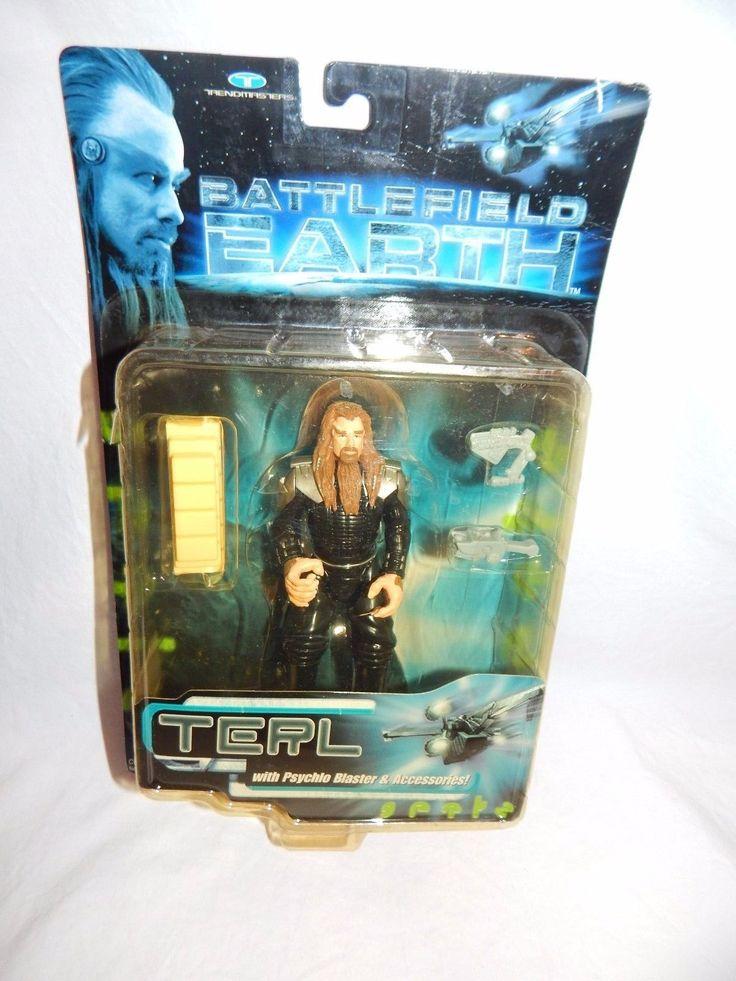 Battlefield Earth Toys