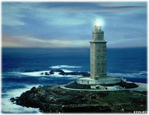 Torre de Hercules. A Coruña. Galicia. Spain.