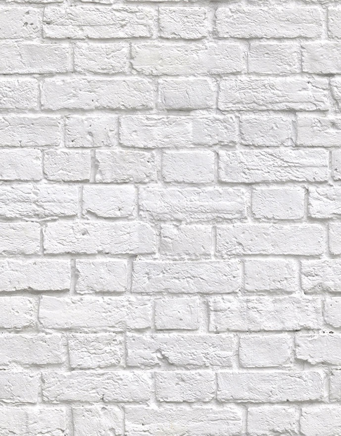 Best 25 white brick wallpaper ideas on pinterest peel for White exposed brick wall