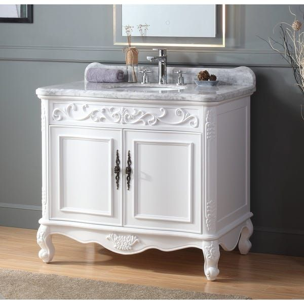 Overstock Com Online Shopping Bedding Furniture Electronics Jewelry Clothing More Shabby Chic Bathroom Vanity Single Bathroom Vanity Shabby Chic Bathroom