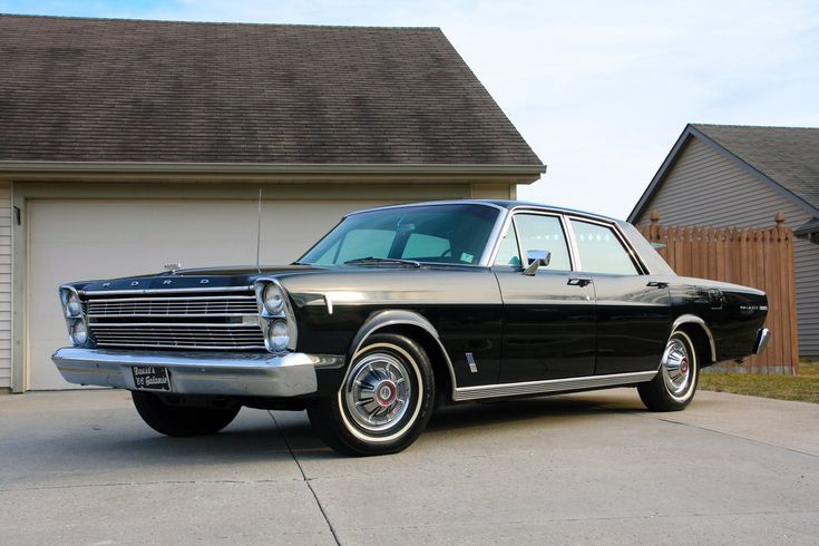1966 ford galaxie 500 sedan cars pinterest. Cars Review. Best American Auto & Cars Review