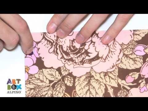 ▶ Artbox Scrapbook by Apino - YouTube