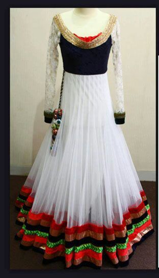 Lovely anarkali…