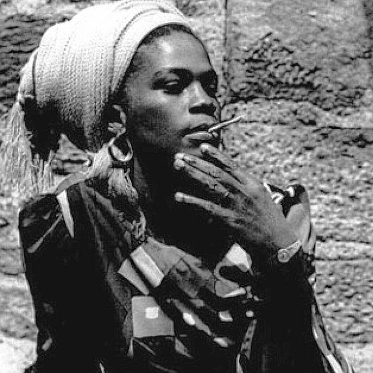 Black Woman - Judy Mowatt