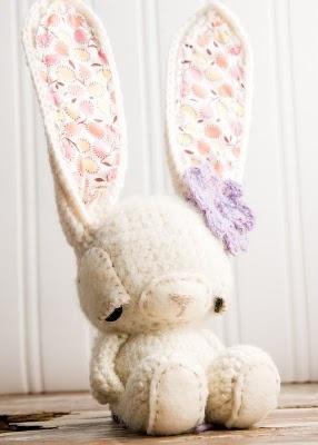 bunny to snuggle