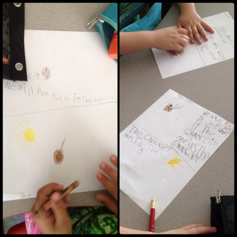 Inquiring Minds: Mrs. Myers' Kindergarten: Exploring the Weather- The Sun