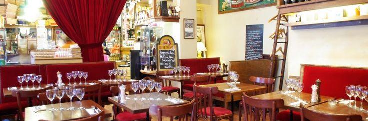 Comptoir de la Gastronomie  Parisian bistro specializing in duck