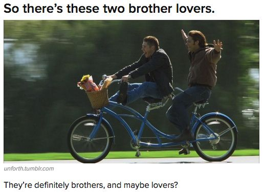 """""""Supernatural"""" As Told By Someone Whose Never Seen It Oh my gosh..."""