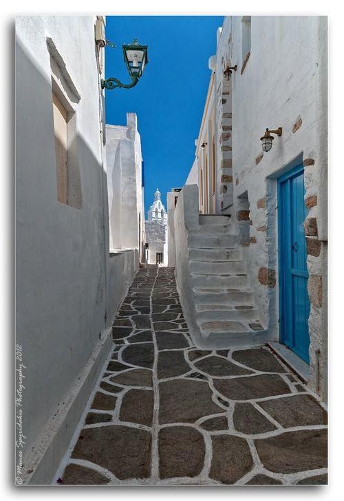 Μάρπησσα η αξιαγάπητη, Πάρος  Marpissa thelovable, Paros Greece    byMάΝoSοn Panoramio