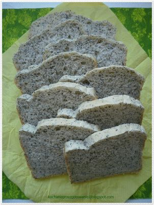 Kochanie przez gotowanie: Chleb makowy (z automatu)