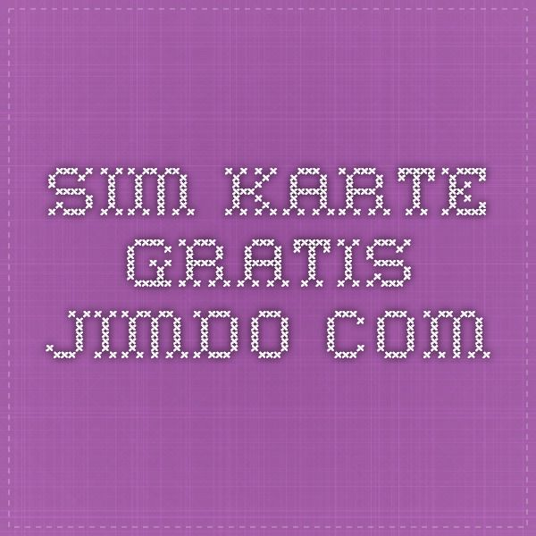 sim-karte-gratis.jimdo.com