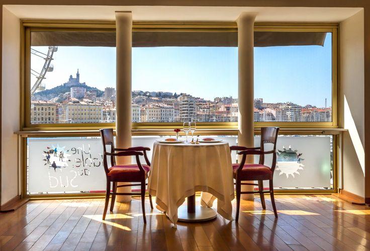 Une Table, Au Sud - Vieux Port de Marseille