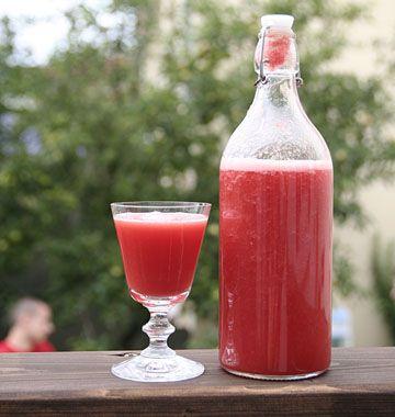 Cocktail pastèque rose soho, la recette d'Ôdélices