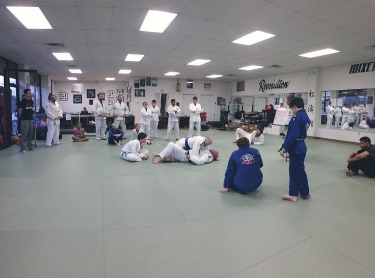 Tired of the same old same old? Who isn't! Join us for our amazing Brazilian Jiu Jitsu classes at Revolution MMA in Benton, Ar. Jiu Jitsu is a great way to stay in shape, you'll lose weight, build muscle, feel better, destress, and even sleep better. You'll be able to protect yourself and your family if you have to. Give us a call at Revolution MMA Benton and start our 2 class trial offer today! 501-776-0606