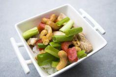 Snel en gemakkelijk: kip cashew