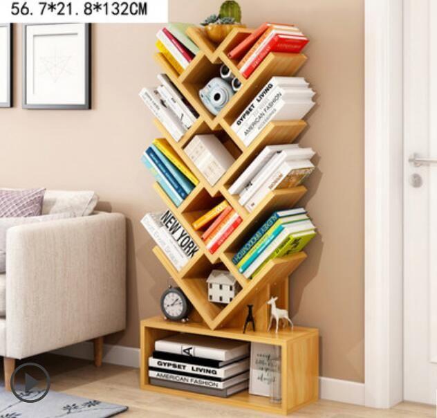 Modern Book Shelf Study Room Bookcase Book Storage Rack In Bookcases From Furniture On Aliexpress Com Alibaba Gr Creative Bookshelves Shelves Bookshelves Diy