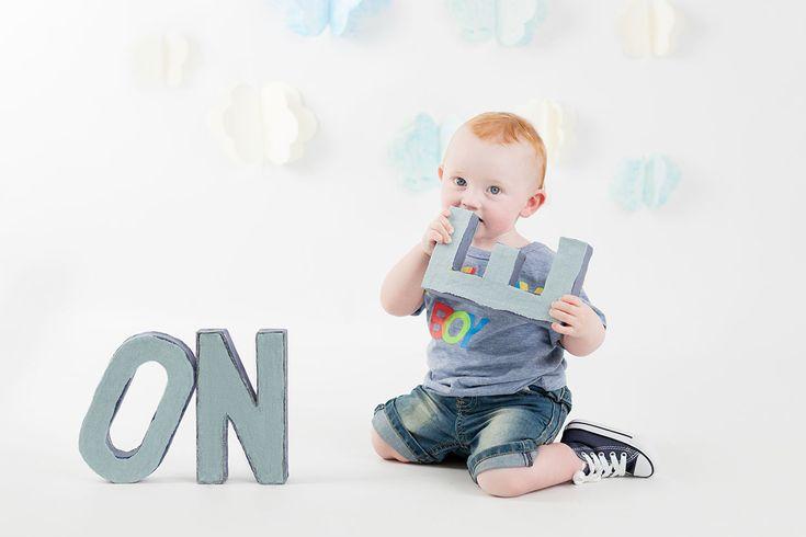 Boy first birthday ideas