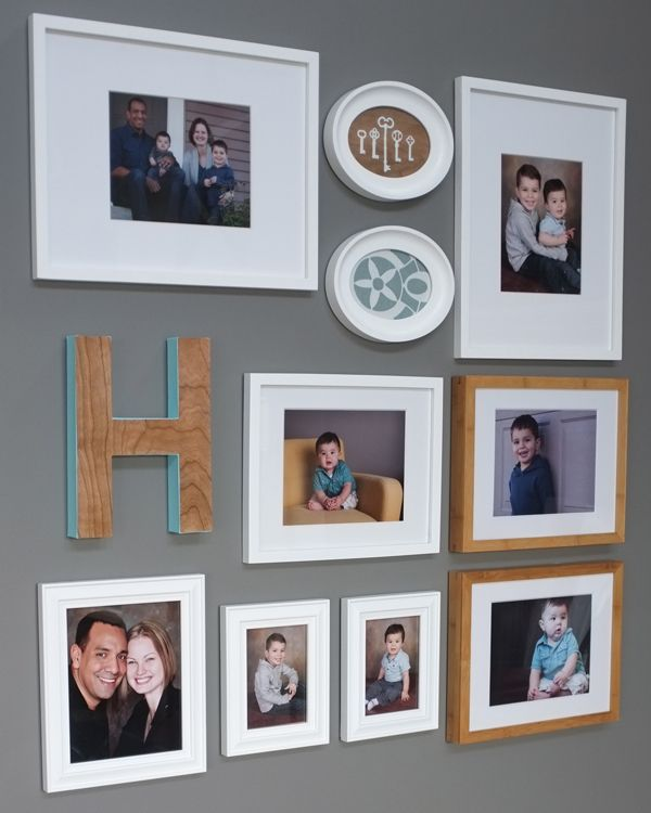 Monogram Wall Decor Diy : Best ideas about monogram muur letters op
