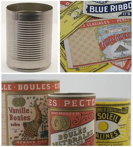 vintage freebies: http://lilyboxdesigns.blogspot.com.es/2009/12/vintage-freebies.html: Printables, Vintage Can, Tin Can, Vintage Printable, Free Printable, Freebies Printable