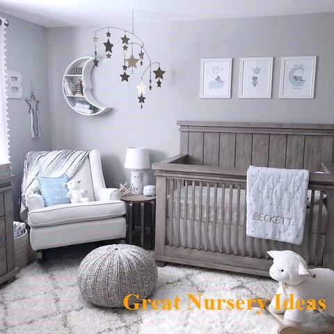 Amazing Nursery Ideas #babyroom #nurseryideas
