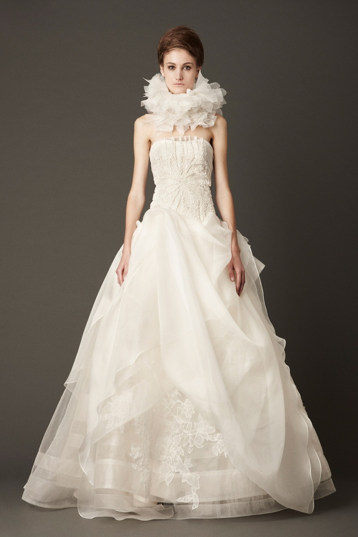 27 best Vera Wang images on Pinterest | Hochzeitskleider ...