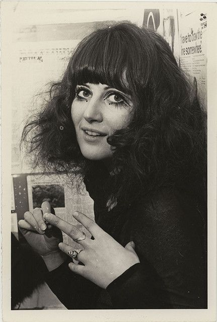 Caroline Coon (1945 - ): British music critic, novelist, painter, band manager, political activist and dancer.