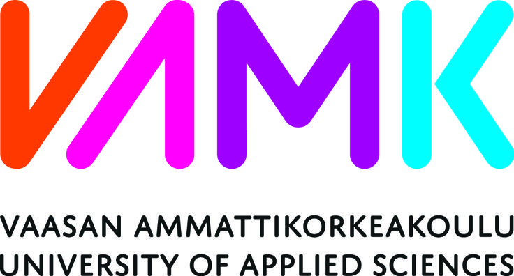 VAMK, University of Applied Sciences´ new logo (2015)