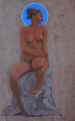 picnics and nocturnes: 8 figures for Kolva-Sullivan Gallery