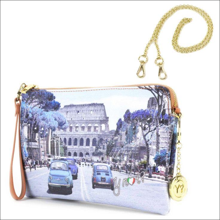 Τσάντες Y NOT ? MILAN Μοντέλο: Rome 303 Τιμή: 47€ Βρείτε αυτό και πολλά ακόμα σχέδια στο www.otcelot.gr ♥♥