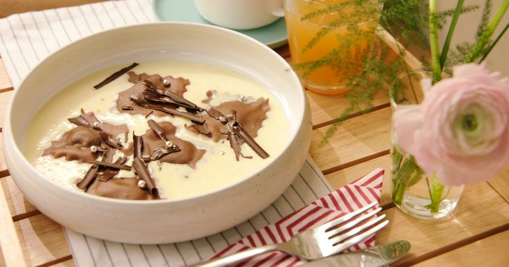 Ravioli met chocolade   Dagelijkse kost