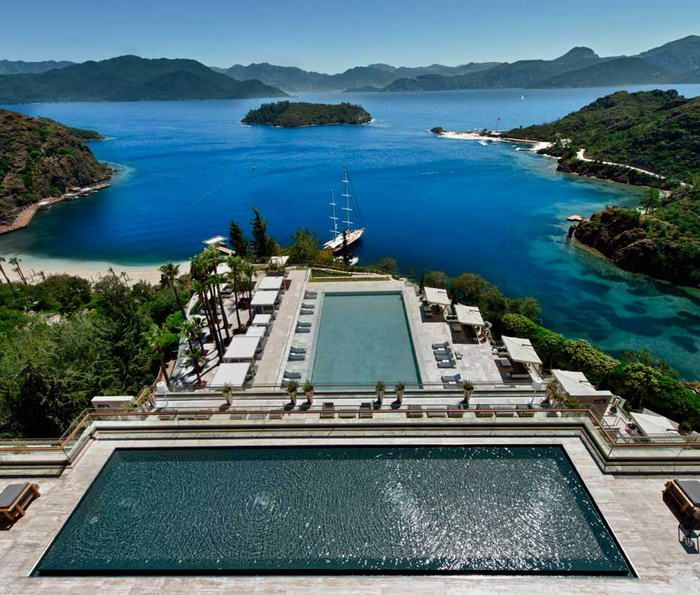 A Paradise In Datca, Turkey – D-Hotel Maris