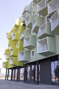Copenhagen architecture in Vesterbro (by ecoobe.com)