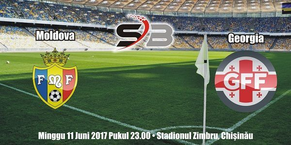 Prediksi Bola Moldova vs Georgia 11 Juni 2017