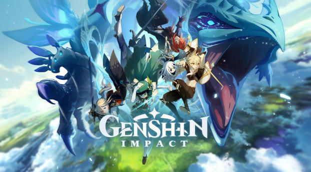 Genshin Impact 2020 Wallpaper Hd Games 4k Wallpapers Images Photos And Background Wallpapers Den Anime Keys Art Impact Wallpaper hd pc genshin impact