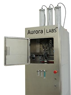 Looking inside the S-Titanium Pro 3D metal printer by Aurora Labs!
