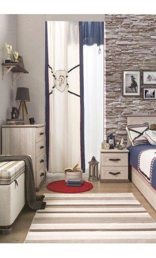 Cómoda Royal de Cilekspain, dormitorios temáticos