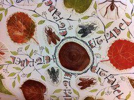 Kalligrafikurset - Kurset gjev innføring i kalligrafikunsten.