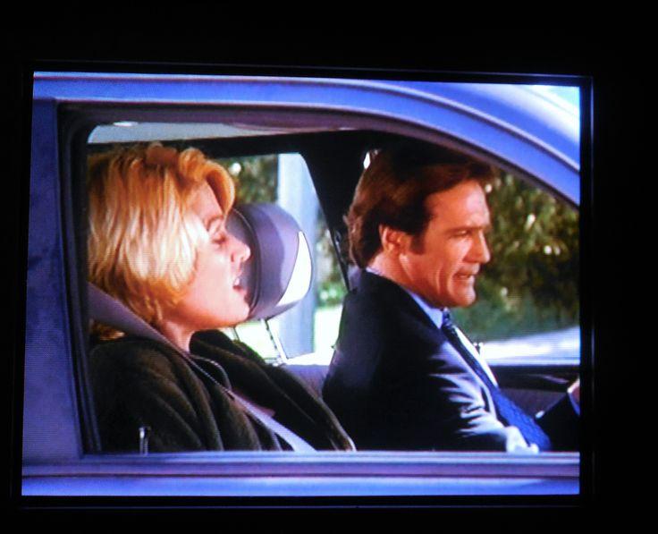 "Shelby: ""As soon as he uncuffs me, I'm gonna strangle him! You take me to jail, I'll kill you, I swear!"" Steve: You make it kind of hard when you keep ..."
