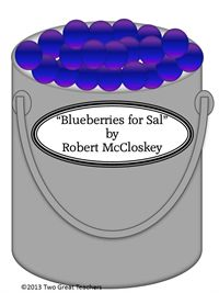 Sequencing quot Blueberries For Sal quot Lesson Plans Lesson
